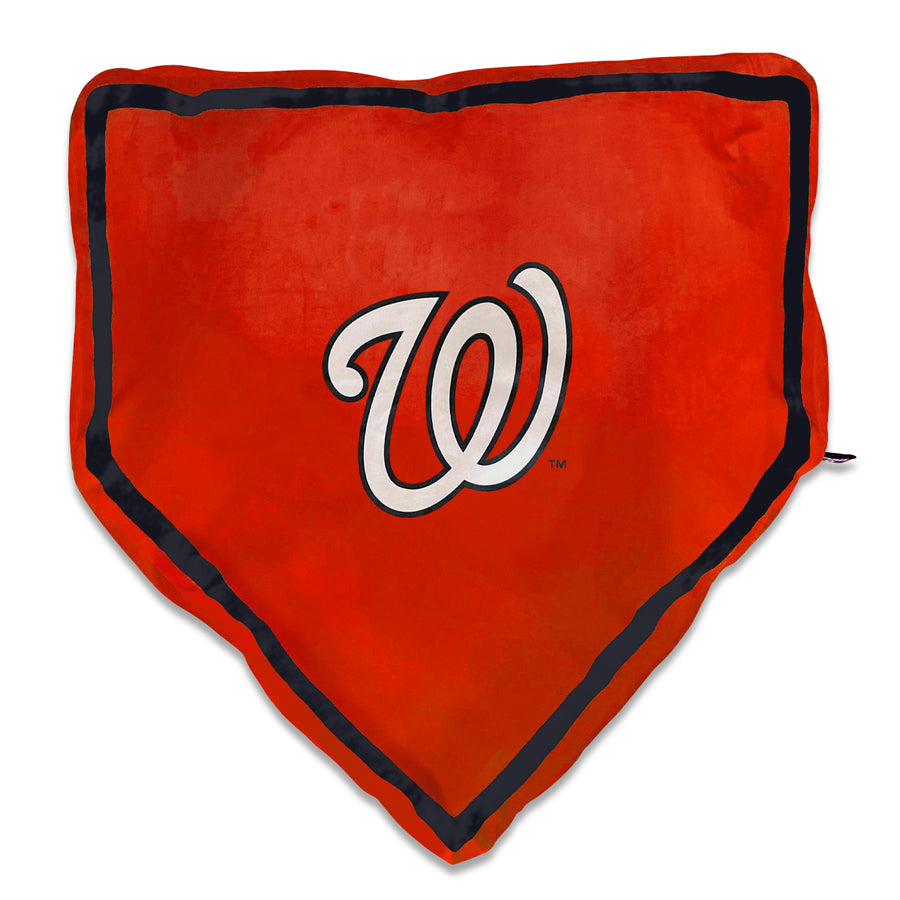 Washington Nationals Home Plate Bed by Nap Cap