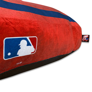 Philadelphia Phillies Home Plate Bed by Nap Cap