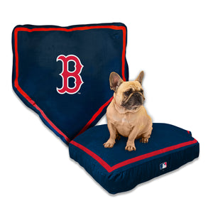 Boston Red Sox Home Plate Bed by Nap Cap