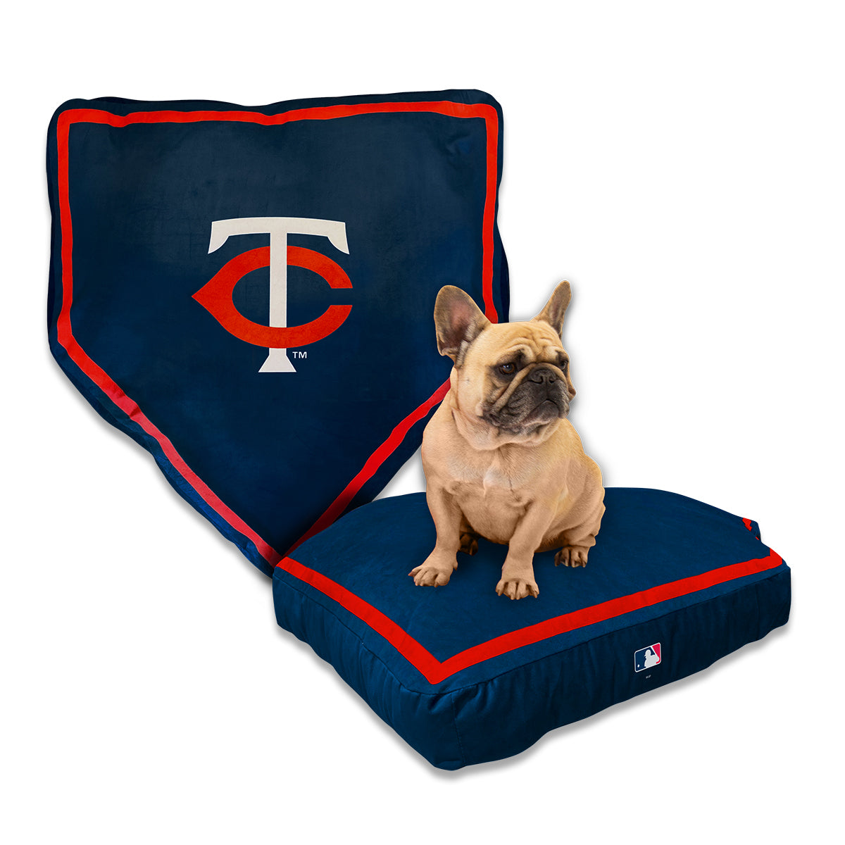 Minnesota Twins Home Plate Bed by Nap Cap