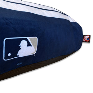 New York Yankees Home Plate Bed by Nap Cap