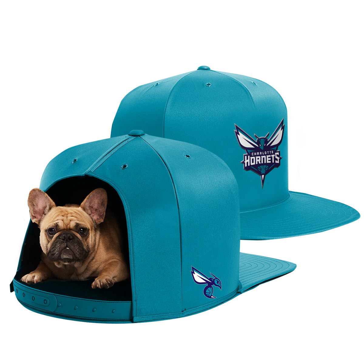 Nap Cap - NBA - Charlotte Hornets - Pet Bed