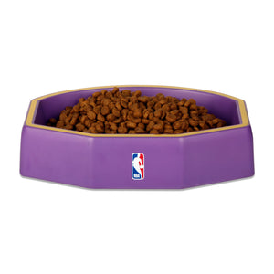 Los Angeles Lakers Backboard Dog Bowl