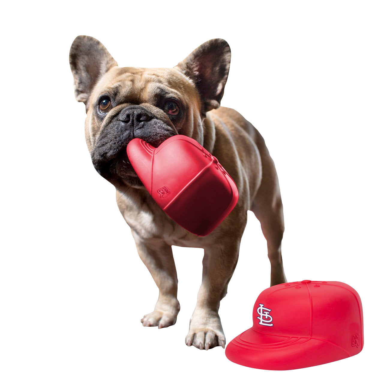 St. Louis Cardinals PlayCap Dog Chew Toy