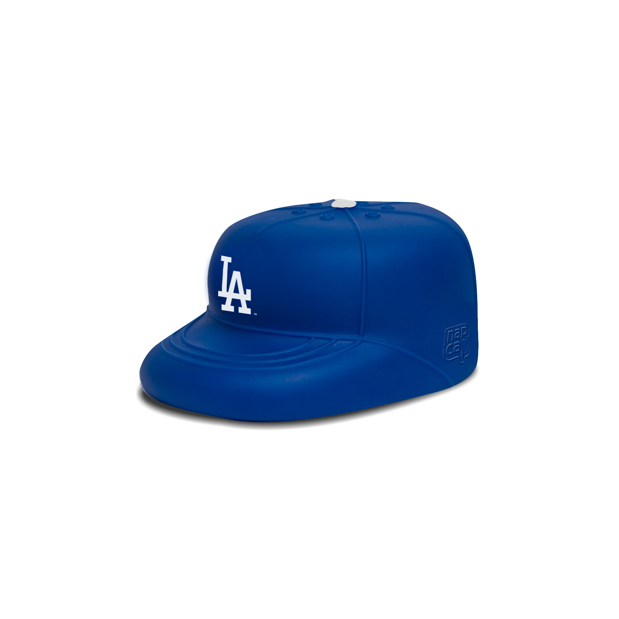 Nap Cap Los Angeles Dodgers PlayCap Dog Chew Toy