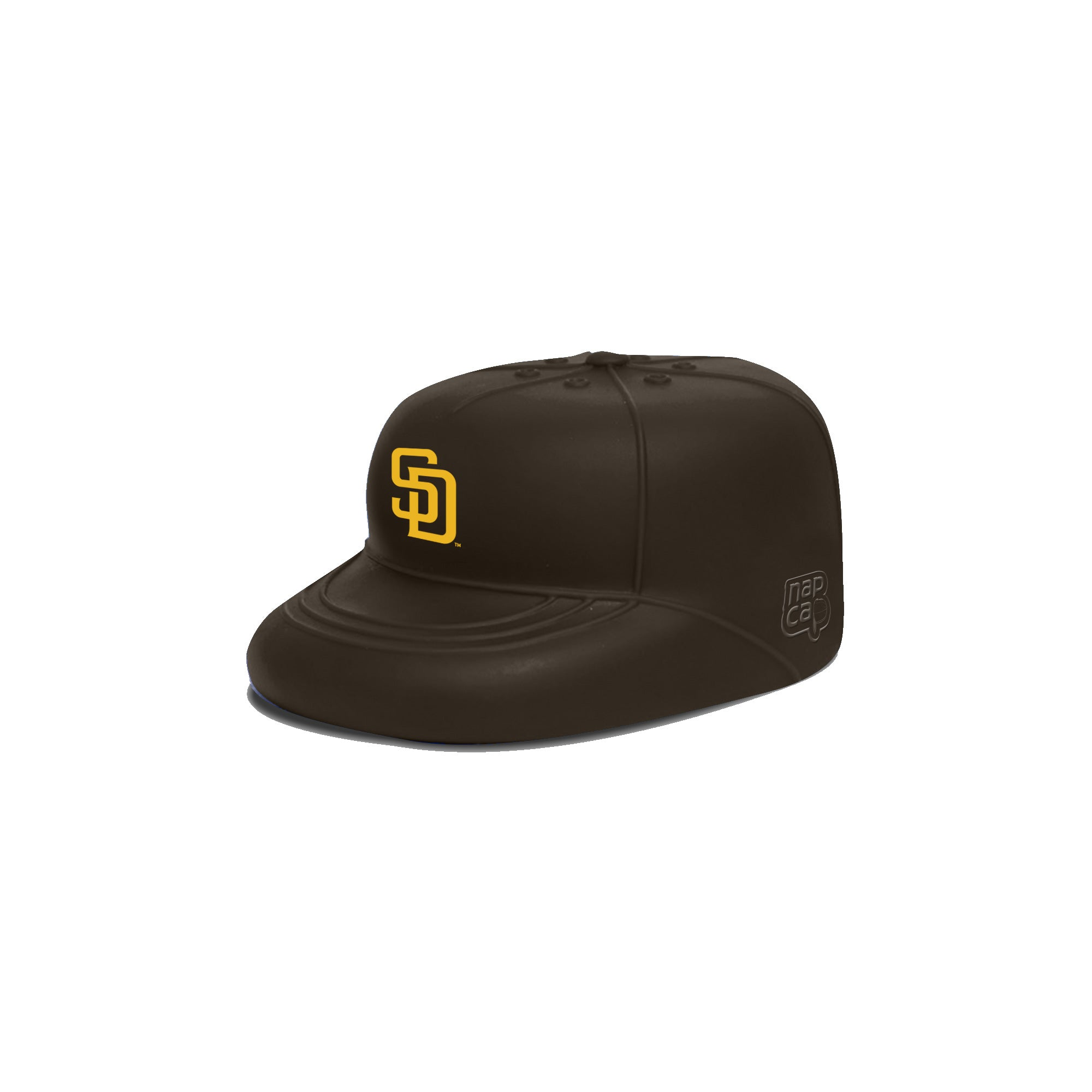 San Diego Padres PlayCap Dog Chew Toy
