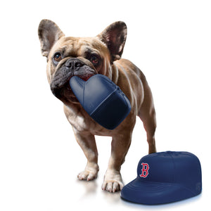 Nap Cap Boston Red Sox PlayCap Dog Chew Toy