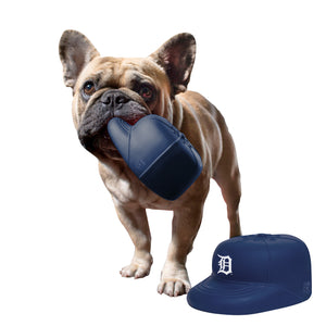 Detroit Tigers PlayCap Dog Chew Toy