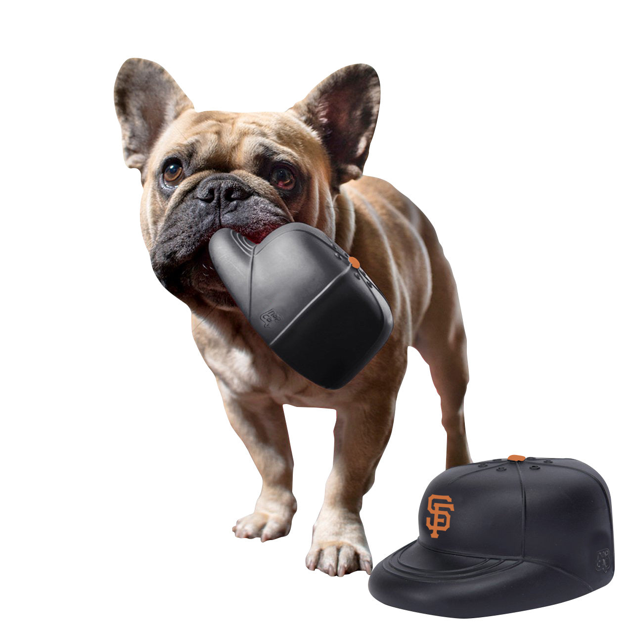 San Francisco Giants PlayCap Dog Chew Toy