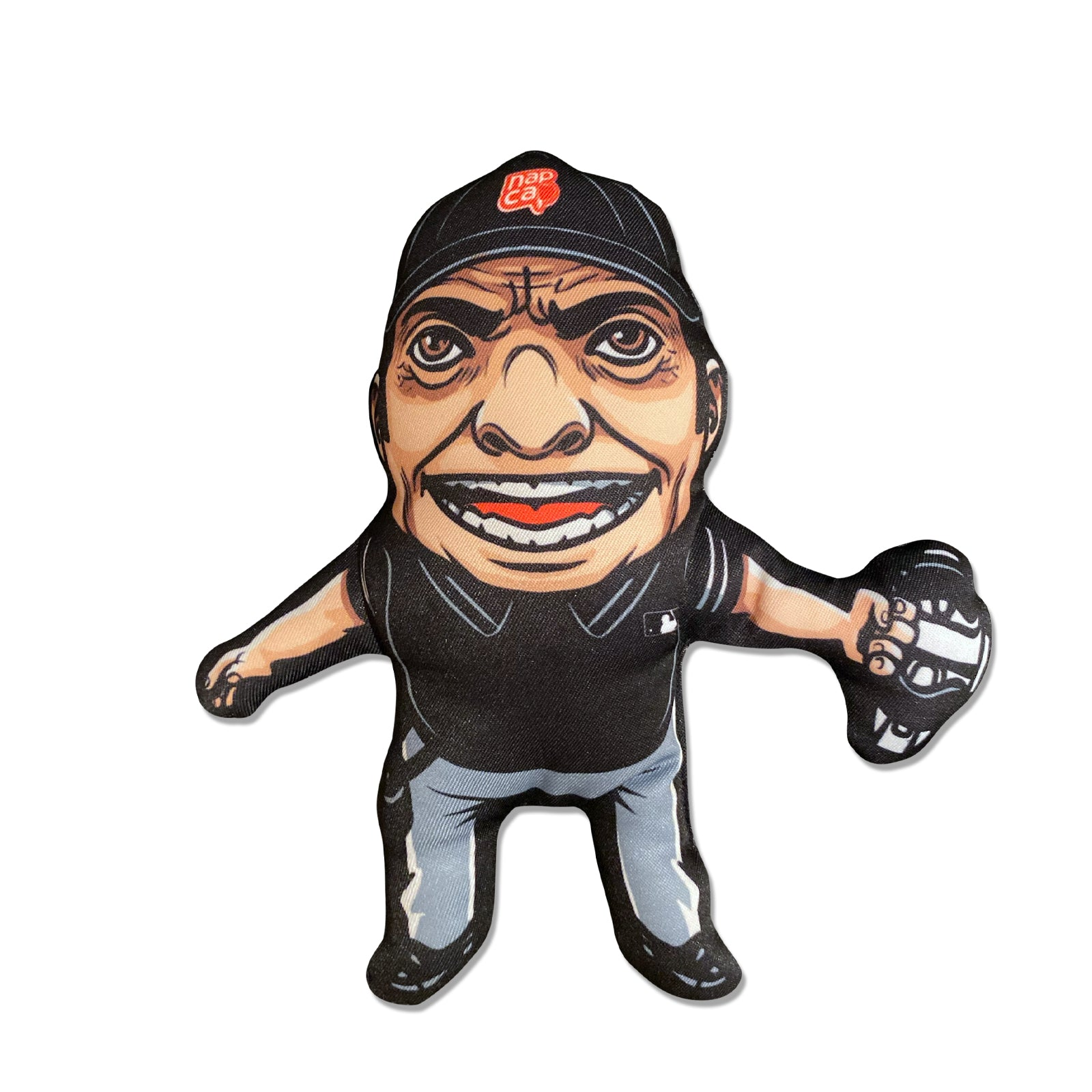 MLB Umpy Dog Chew Toy