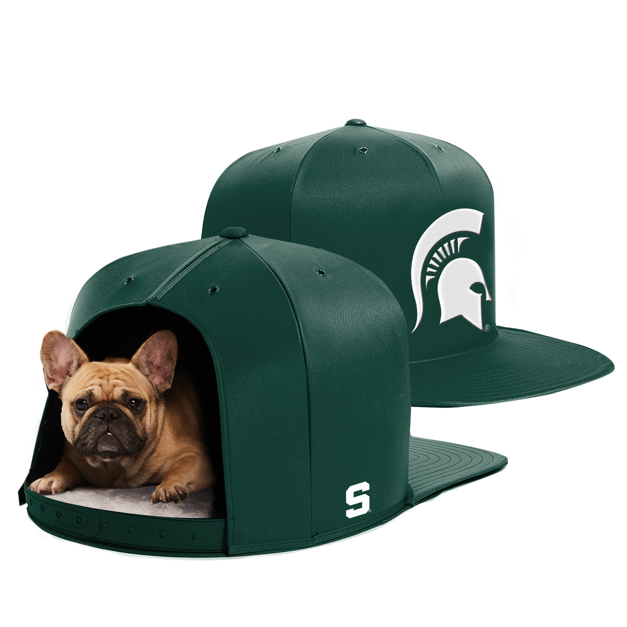 Nap Cap - Michigan State University - Pet Bed