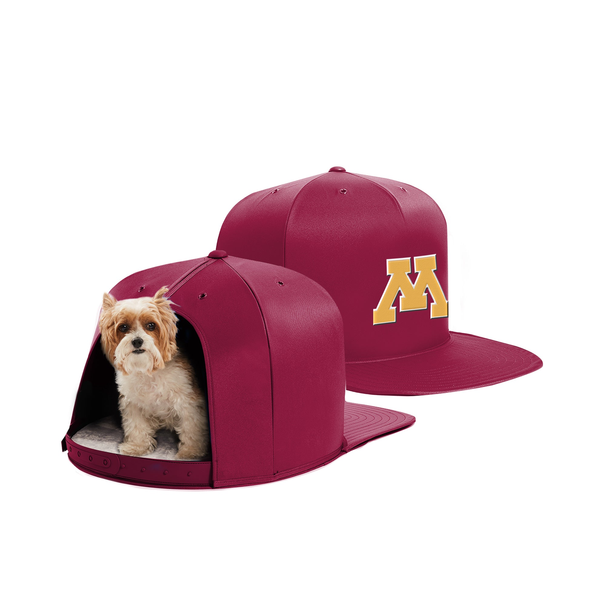 Nap Cap - University of Minnesota - Pet Bed