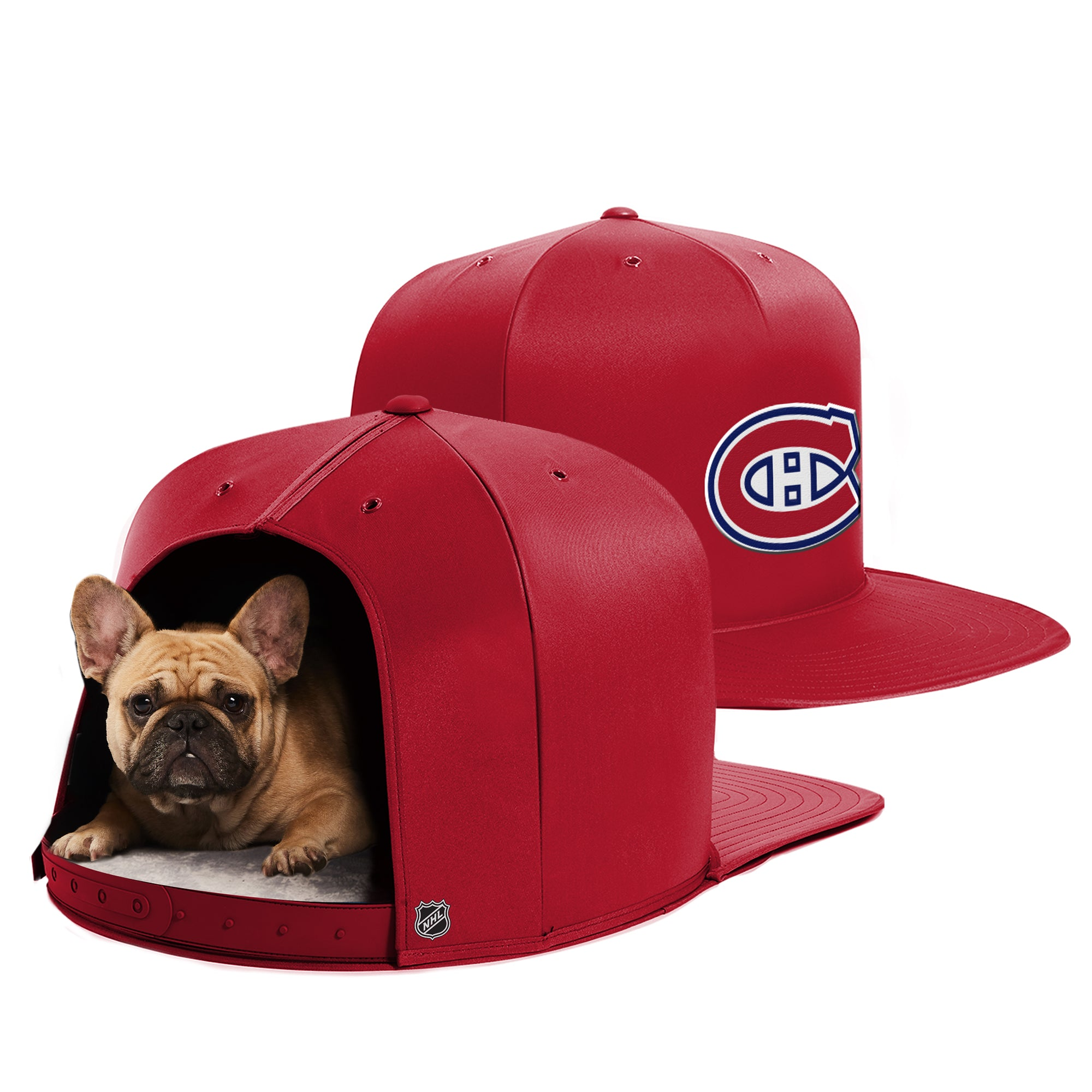 Montreal Canadiens Nap Cap Dog Bed