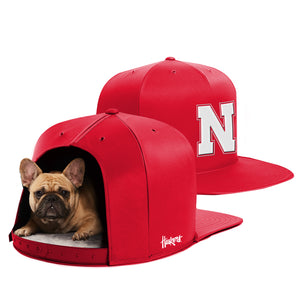 Nap Cap - University of Nebraska - Pet Bed