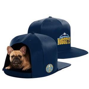 Nap Cap - NBA - Denver Nuggets - Pet Bed