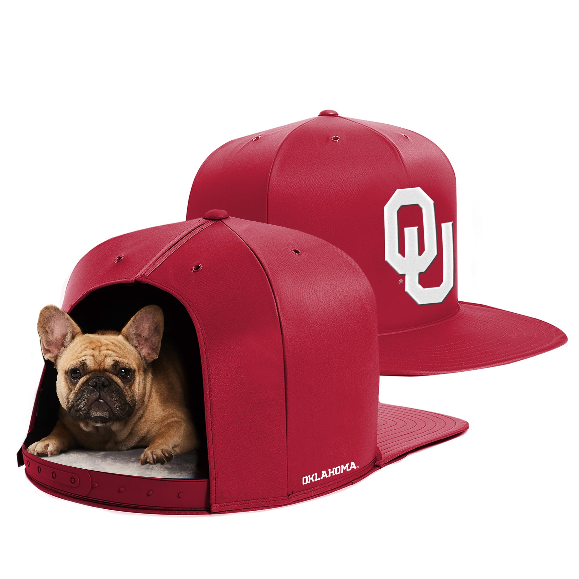 Nap Cap - University of Oklahoma - Pet Bed