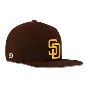 San Diego Padres Nap Cap Plush Dog Bed