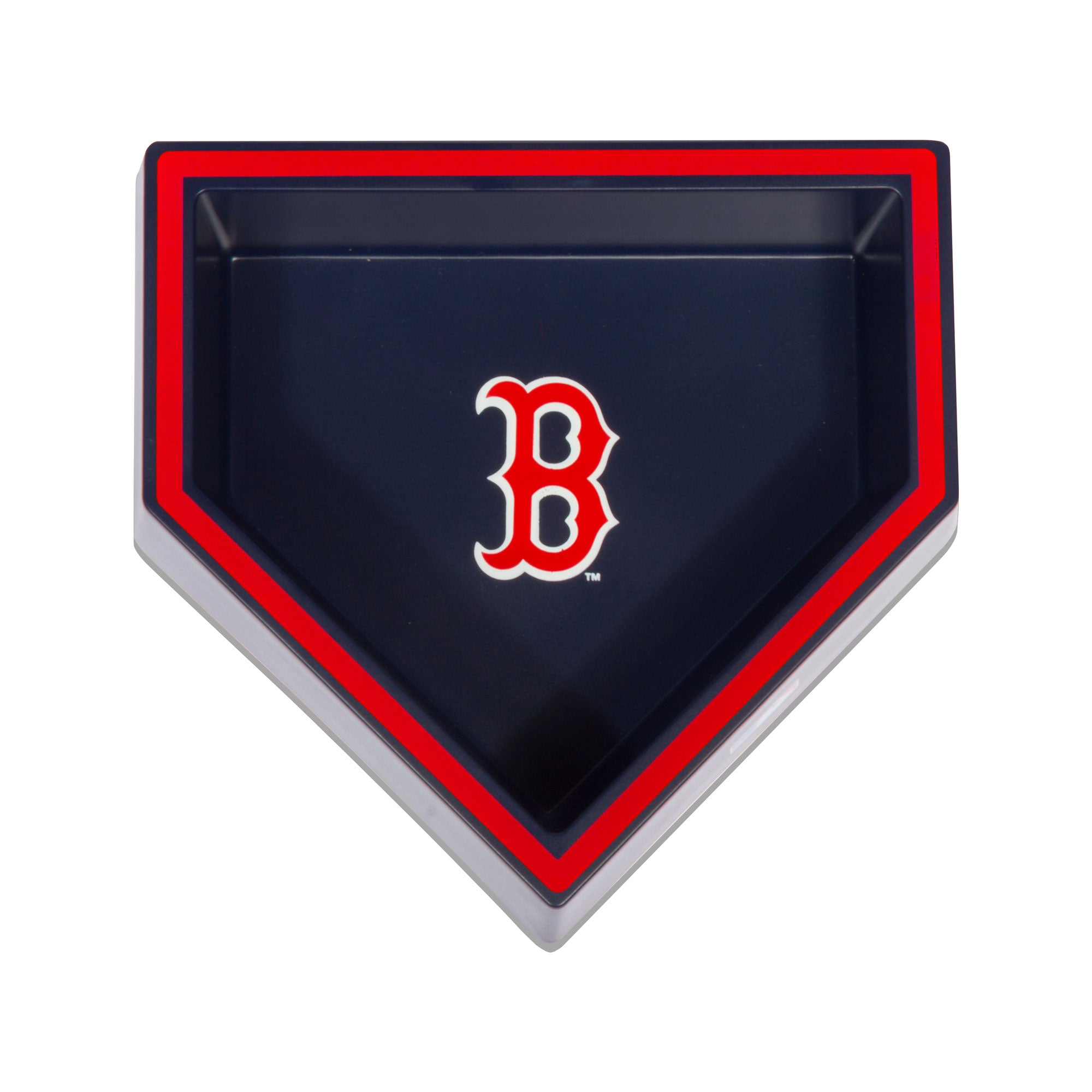 Boston Red Sox Home Plate Bowl
