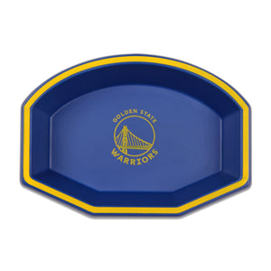NBA BOWL-WARRIORS-BACKBOARD BOWL-BLUE/GOLD