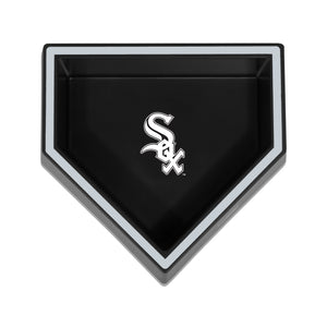 Chicago White Sox Home Plate Dog Bowl