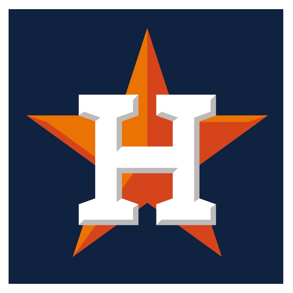 Nap Cap - Houston Astros - Pet Bed