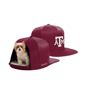 Nap Cap - Texas A&M University - Pet Bed