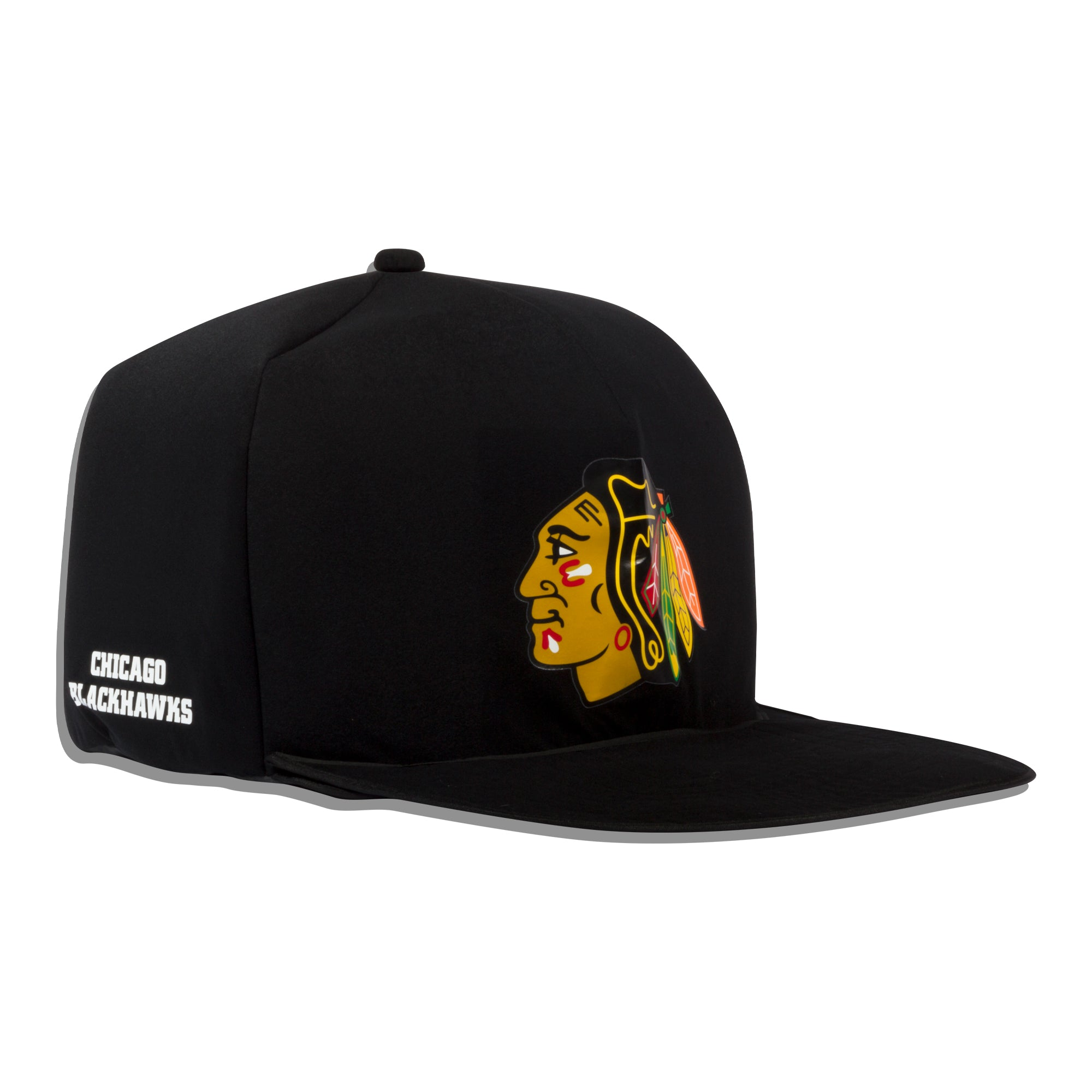 Nap Cap - Plush Edition Chicago Blackhawks
