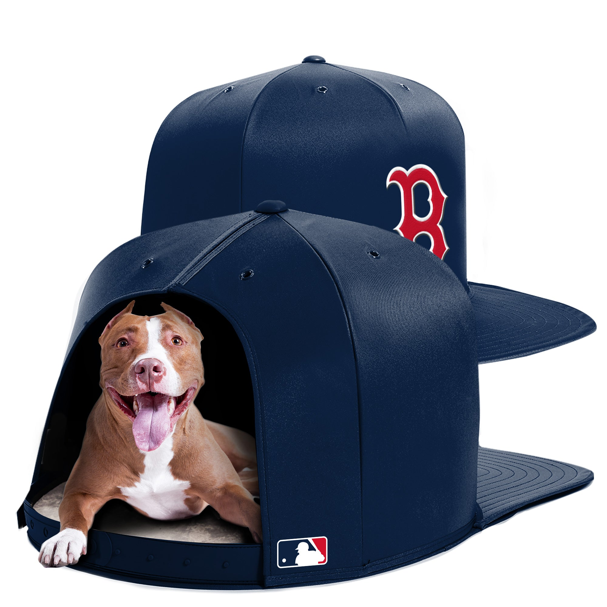 Nap Cap - Boston Red Sox - Pet Bed