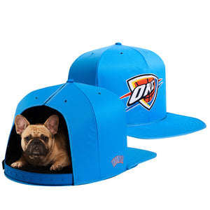Nap Cap - NBA - OKC- Oklahoma City Thunder - Pet Bed