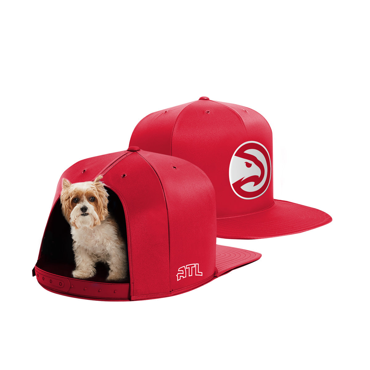 Nap Cap - NBA - Atlanta Hawks - Pet Bed