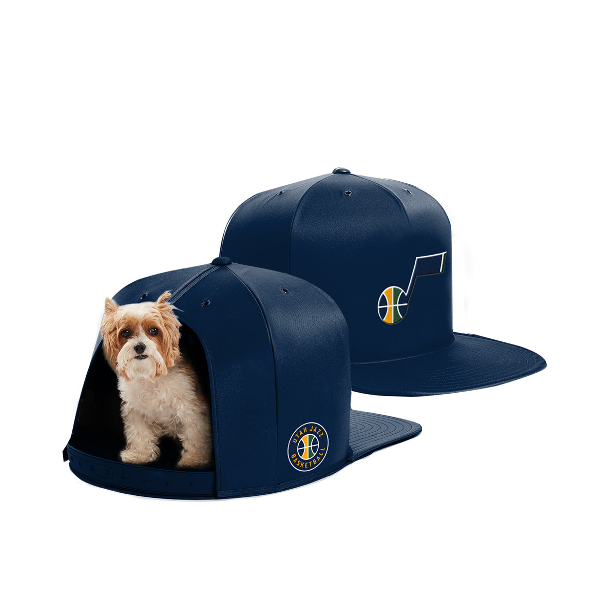 Nap Cap - NBA - Utah Jazz - Pet Bed