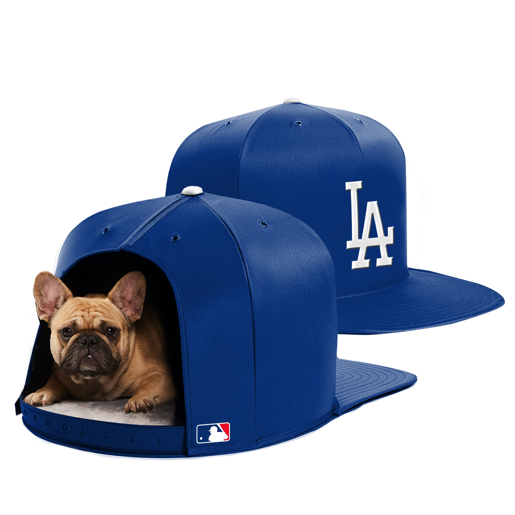 83be541d006 Nap Cap - Los Angeles Dodgers - Pet Bed