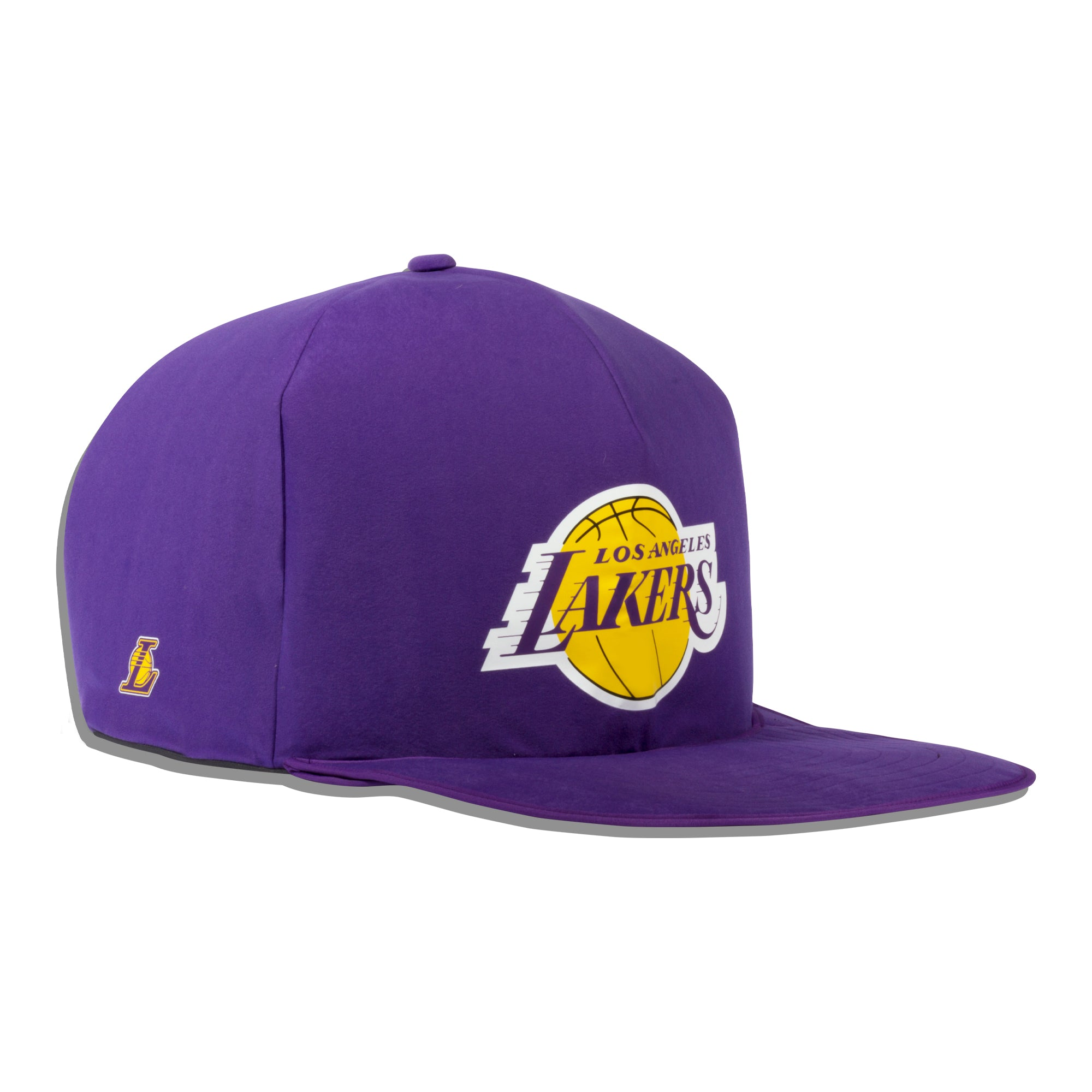 Nap Cap - Plush Edition Los Angeles Lakers
