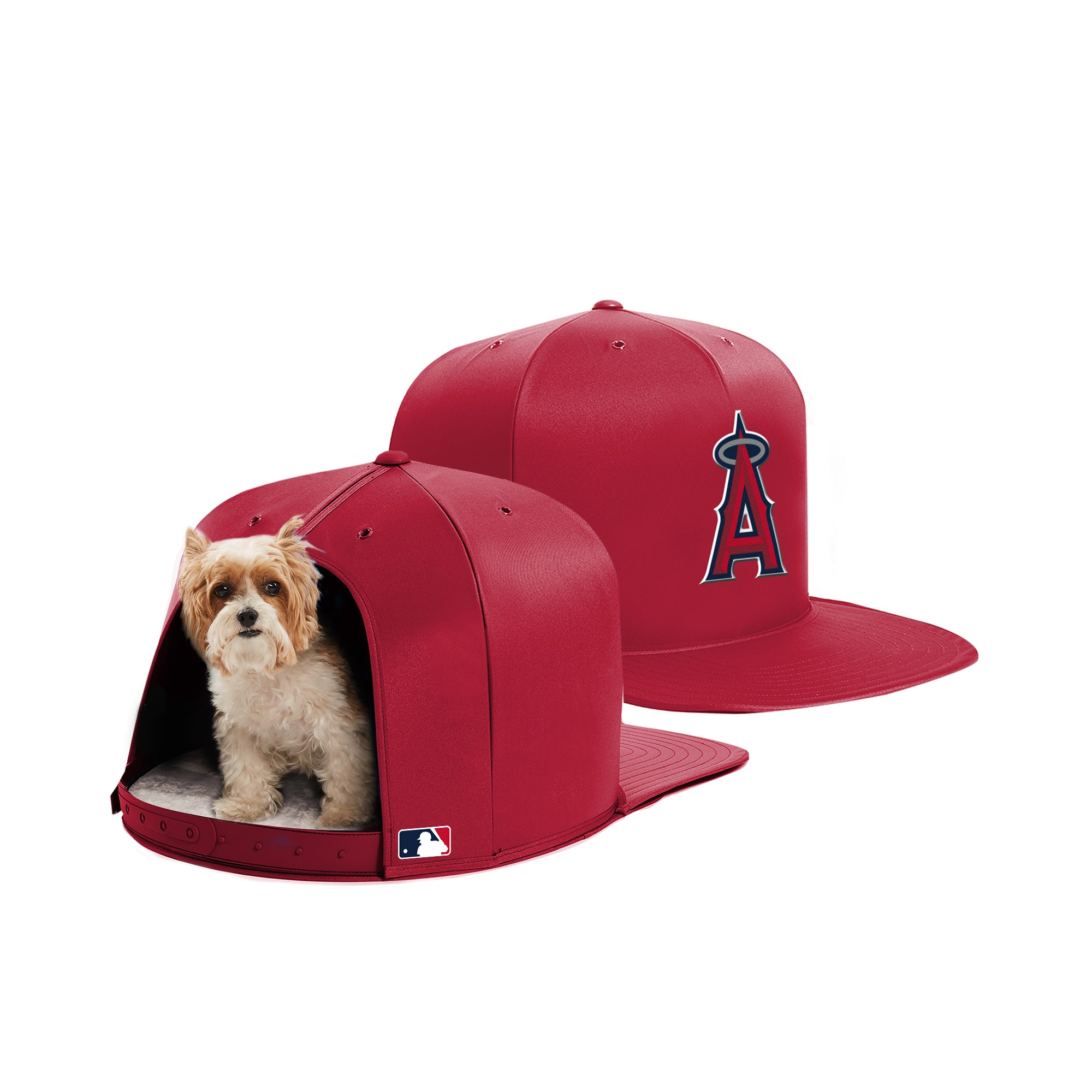 Nap Cap - Los Angeles Angels - Pet Bed