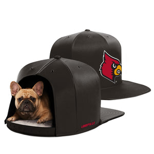 University of Louisville Nap Cap Dog Bed