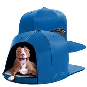 Orlando Magic Nap Cap Dog Bed
