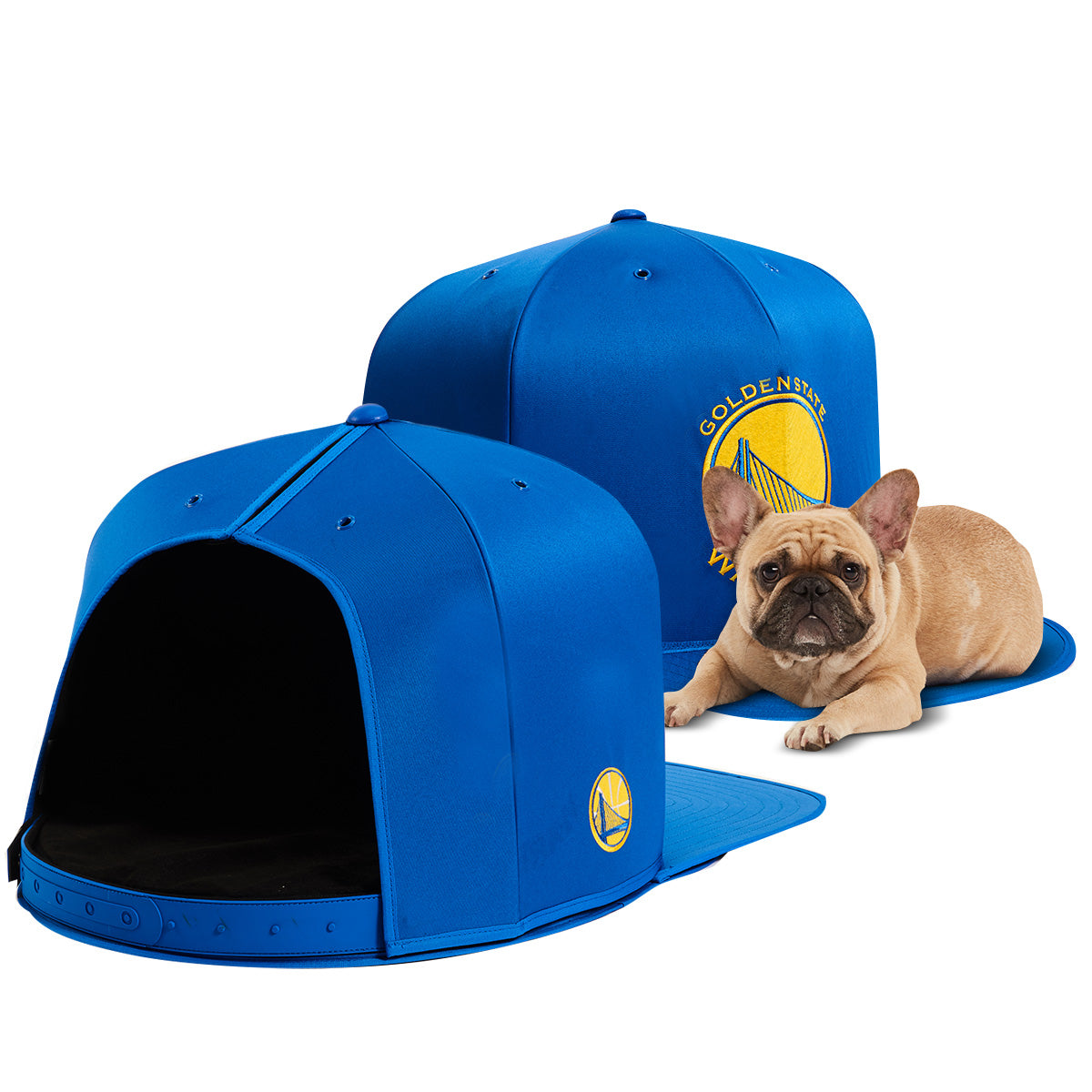 Nap Cap - NBA - Golden State Warriors - Pet Bed