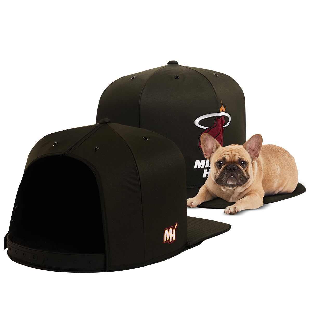 Nap Cap - NBA - Miami Heat - Pet Bed