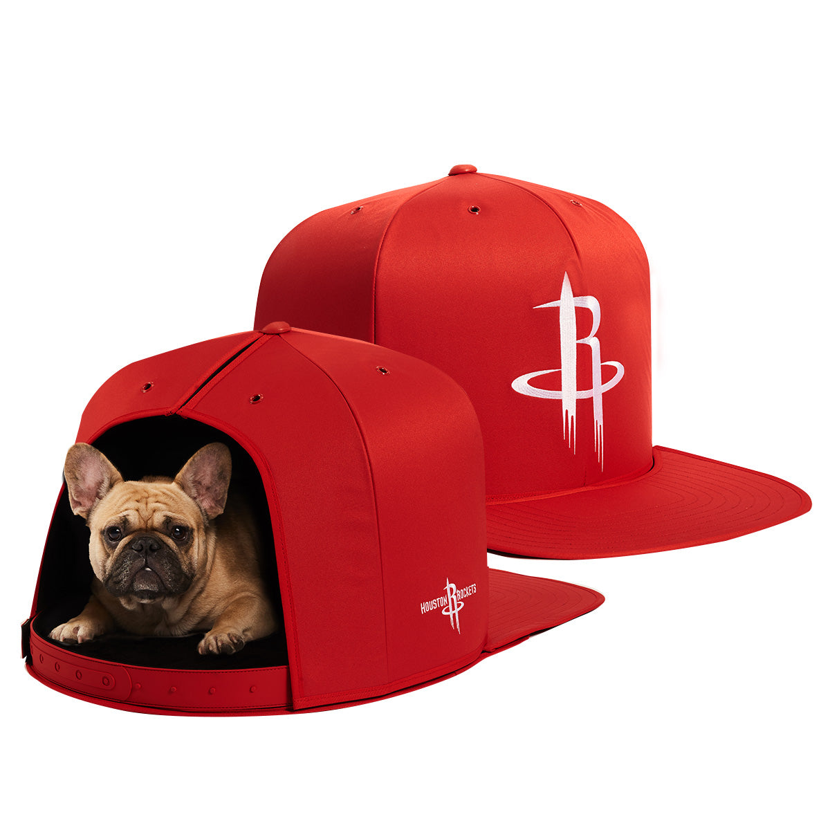 Nap Cap - NBA - Houston Rockets - Pet Bed