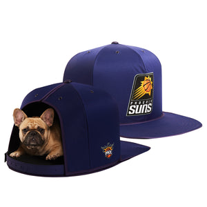 Nap Cap - NBA - Phoenix Suns - Pet Bed