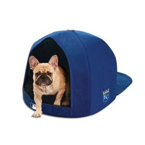 Kansas City Royals Nap Cap Plush Dog Bed