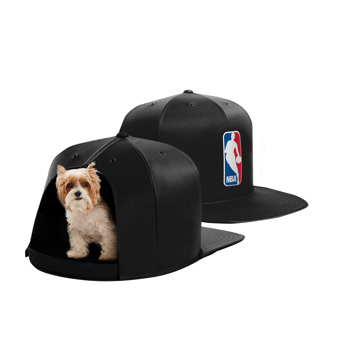 Nap Cap - NBA Dribbler Logo Pet Bed