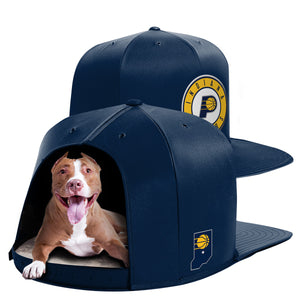 Indiana Pacers Nap Cap Dog Bed