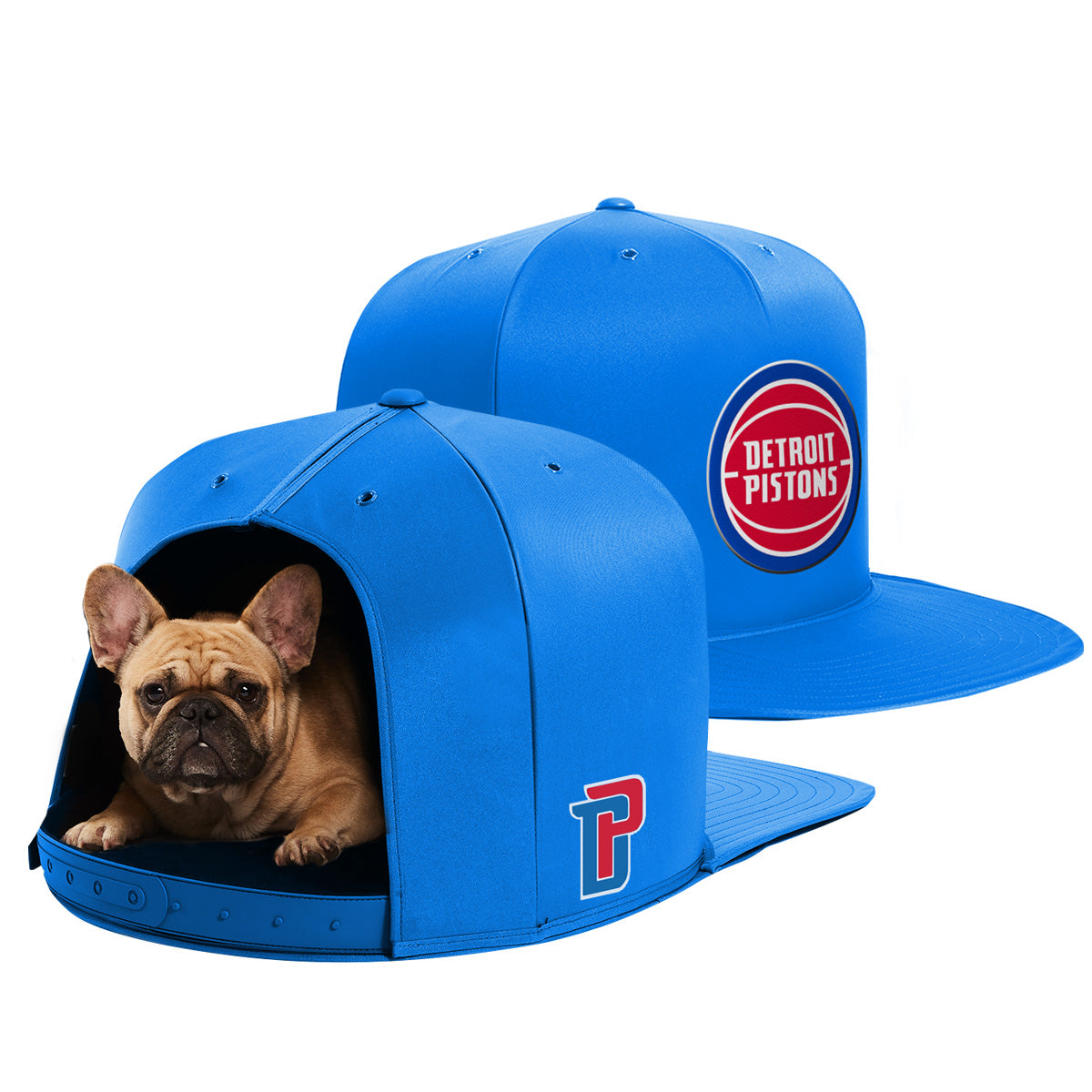 Nap Cap - NBA - Detriot Pistons - Pet Bed