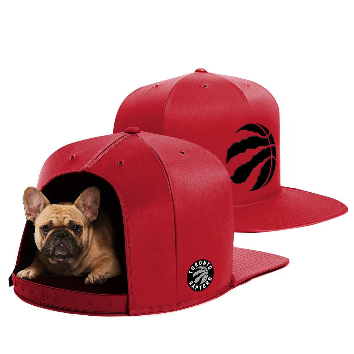 Nap Cap - NBA - Toronto Raptors - Pet Bed