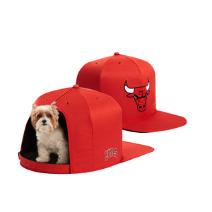 Nap Cap - NBA - Chicago Bulls - Pet Bed