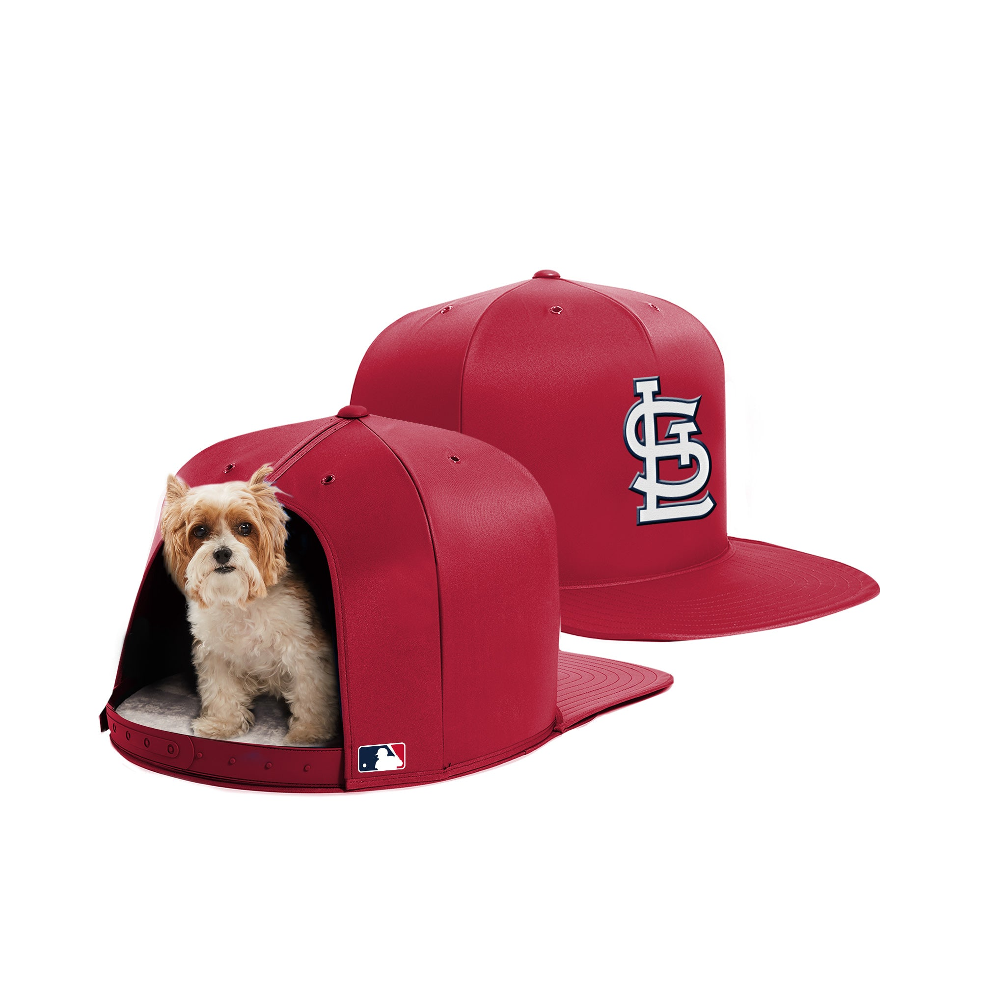 Nap Cap - St. Louis Cardinals - Pet Bed