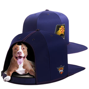 Phoenix Suns Nap Cap Dog Bed