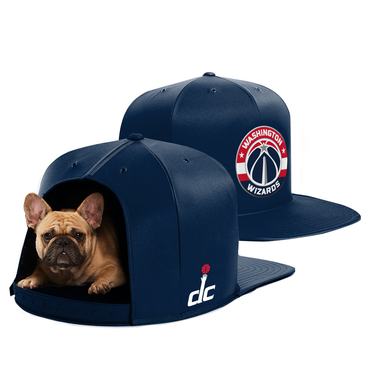 Nap Cap - NBA - Washington Wizards - Pet Bed