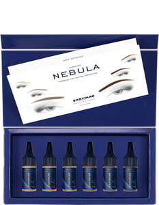Nebula Eyebrow Set 6 Colors